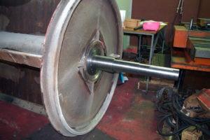 9 2 300x200 - Модернизация ковшевого колеса