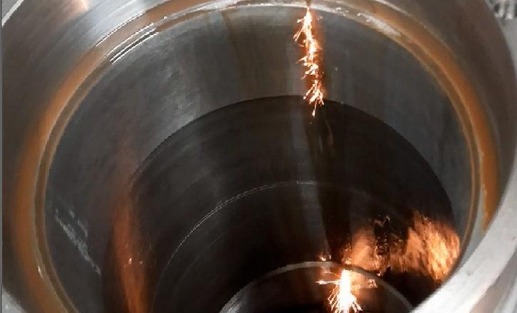 Elektroerozionnyj stanok tizer2 e1600255325572 - Введен в эксплуатацию электроэрозионный станок высотой реза в 1000 миллиметров