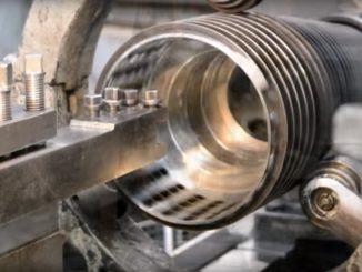 Изготовление сварной тонкостенной конструкции детали